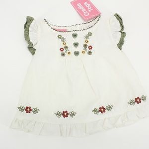 NWT Cradle Togs Adorable Dress